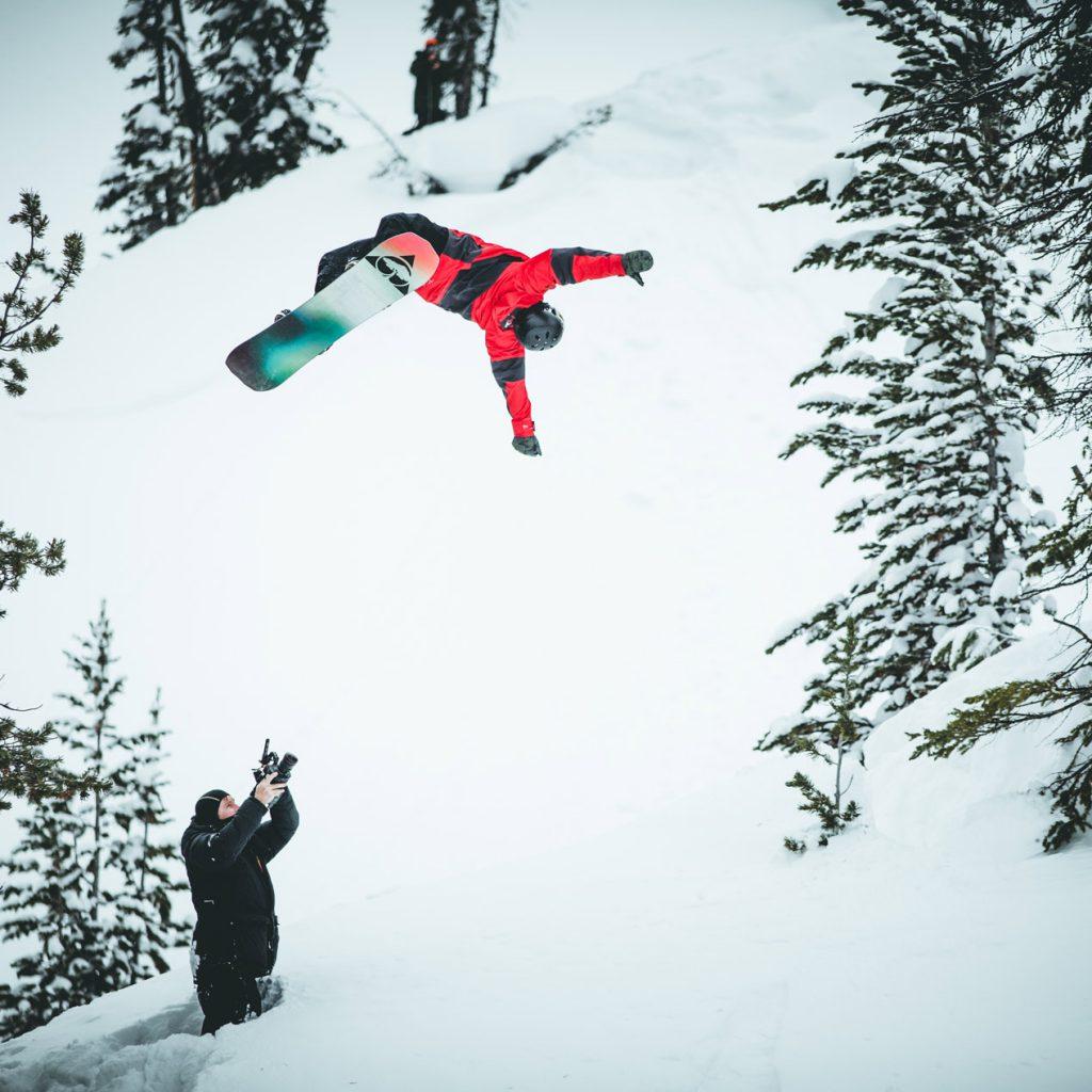 Cam FitzPatrick, Jackson Hole. Jared Spieker