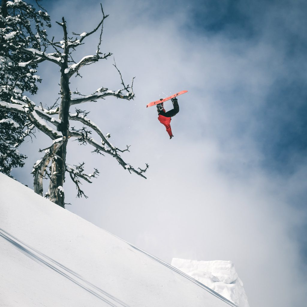 Mark Carter, Jackson Hole. Jared Spieker