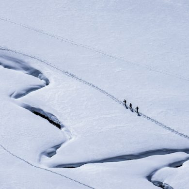 snowboarding. 19-20 JHSM. Jeremy Jones, Travis Rice, Bryan Iguchi. Wyoming. Photo: Ming Poon.