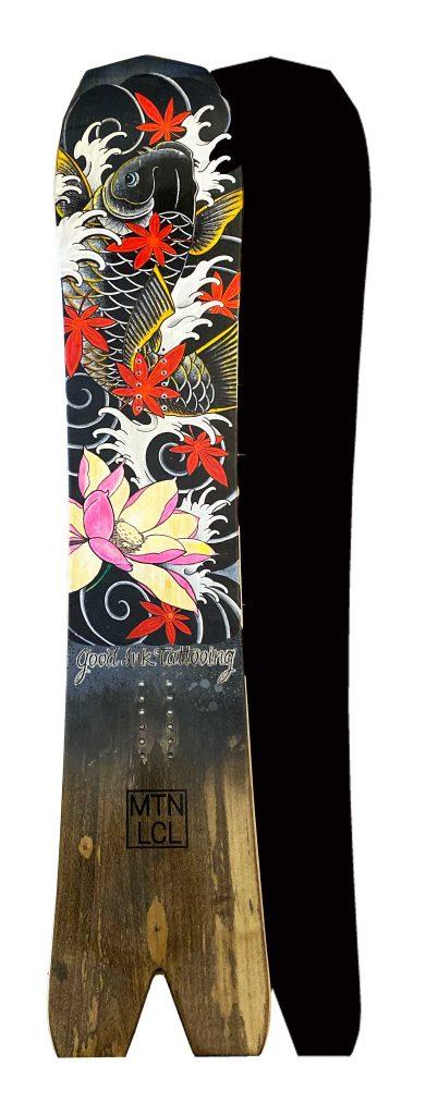 MtnLocal Oceanic snowboard