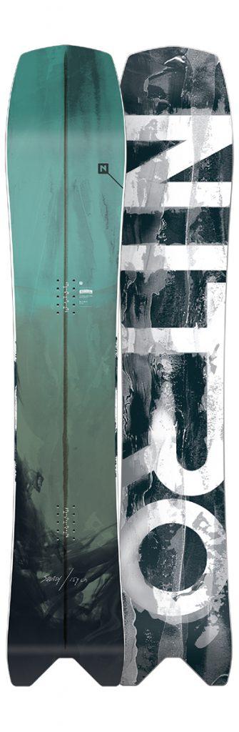 Nitro Squash snowboard